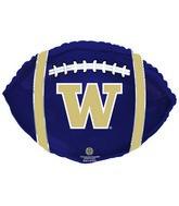 "21"" University Of Washington Collegiate Football"