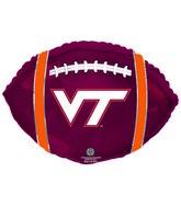 """21"""" Virginia Tech Collegiate Football"""