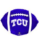 "21"" Texas Christian University (TCU) Collegiate Football"