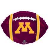 "21"" University Of Minnesota Collegiate Football"