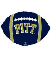 "21"" University Of Pittsburgh Collegiate Football"