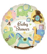 """18"""" Baby Shower Classic Toys Balloon"""