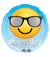 "18"" #bossday Balloon"