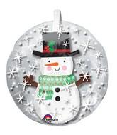 """24"""" Snowman Balloon"""