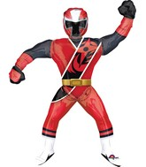 "67"" Airwalker Power Rangers-Ninja Steel Balloon"