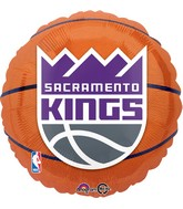 "18"" Sacramento Kings Balloon"