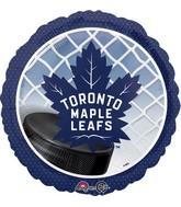 """18"""" Toronto Maple Leafs Balloon"""