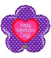 "30"" Mighty Bright Shape Mighty Valentine Flower"