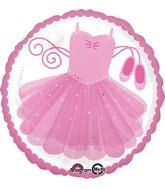 """18"""" Ballerina Tutu Balloon"""