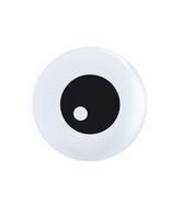 "11"" White 50 Count Friendly Eyeball Topprint"
