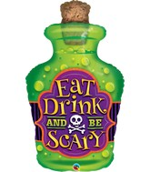 """40"""" Drink And Be Scary"""