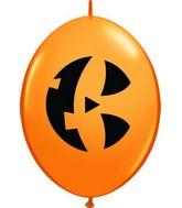 """12"""" Quicklink Orange 50 Count Jack Faces"""