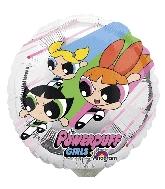 """9"""" Airfill Only Powerpuff Girls Balloon"""