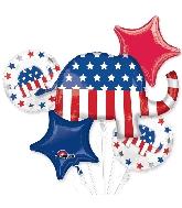 Bouquet Balloon Election Elephant Foil Balloon