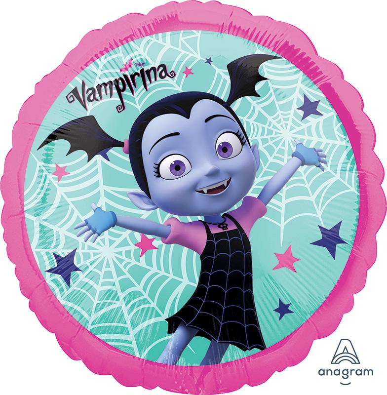"18"" Vampirina Foil Balloon"