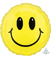 "28"" Jumbo Smiley Face Balloon"