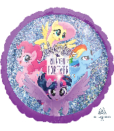 "18"" My Little Pony Friendship Adventure Foil Balloon"