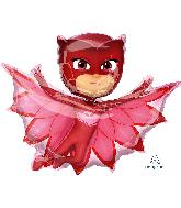 "33"" PJ Masks Owlette SuperShape Foil Balloon"