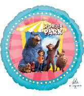 Wonder Park Mylar Balloons