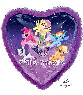 "32"" My Little Pony Adventure SuperShape Foil Balloon"