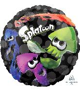 Splatoon Mylar Balloons