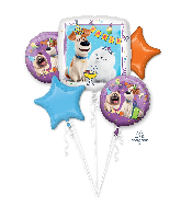 Secret Life Of Pets Mylar Balloons