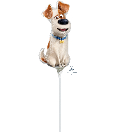 Airfill Only Mini Balloon The Secret Life of Pets Max