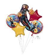 Captain Marvels Mylar Balloons