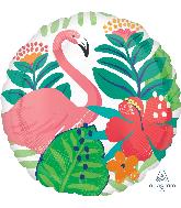 """18"""" Tropical Jungle Foil Balloon"""