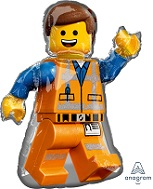 "24"" Lego Movie 2 SuperShape Foil Balloon"