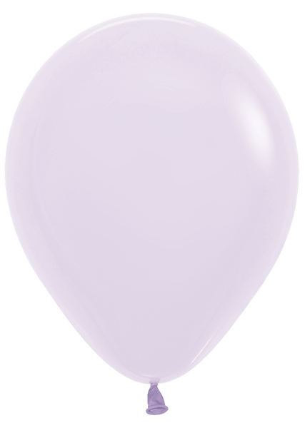 "5"" Betallatex Pastel Matte Lilac Latex Balloons (100CT)"