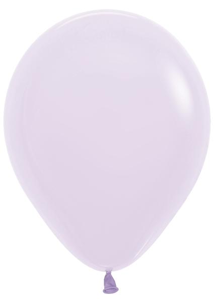 "11"" Betallatex Pastel Matte Lilac Latex Balloons (100CT)"