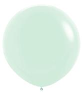 "36"" Betallatex Pastel Matte Green Latex Balloons (2CT)"