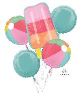 Bouquet Just Chillin' Foil Balloon