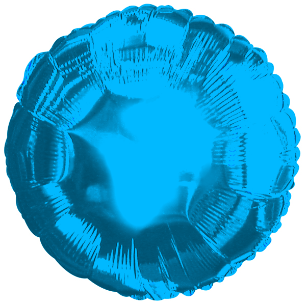 "18"" CTI Brand Blue Circle"