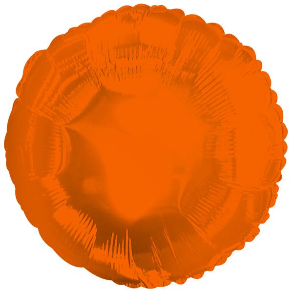 """18"""" CTI Brand Orange Circle"""