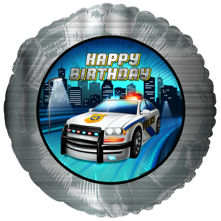 "1 CTI Mylar /""Happy Birthday/""  Monkey Balloon B-33"
