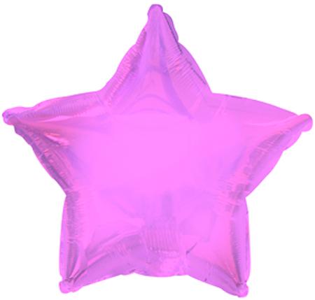 "9"" Airfill CTI Pink Star M132"