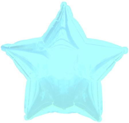 "9"" Airfill CTI Powder Blue Star M137"