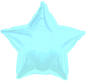 "4.5"" Airfill CTI Powder Blue Star M157"