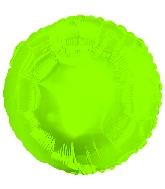 "18"" CTI Brand Lime Green Circle"