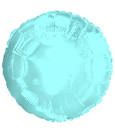 "18"" CTI Brand Powder Blue Circle"