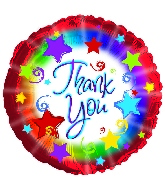 "18"" Thank You Stars"