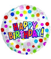 "31"" Happy Birthday Treat Balloon"