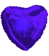 "18"" CTI Brand Purple Heart"