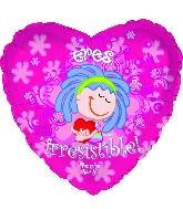 "18"" Pelox Eres Irresistible Globos"