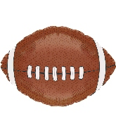 "18"" Football Shaped Balloon"