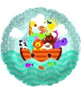 "18"" Noah's Ark Foil Balloon"