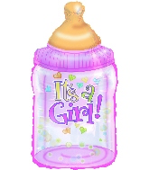 "33"" It's a Girl Bottle"