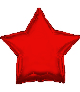 """18"""" CTI Brand Red Star"""